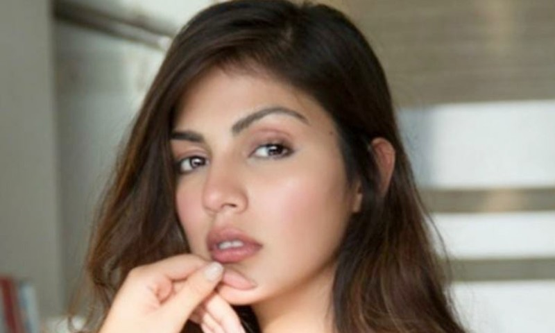ریا چکربورتی نے کوئی زیادہ مقبول فلمیں نہیں کیں—فوٹو: انسٹاگرام
