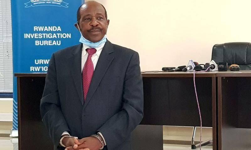صدر پال کگامے نے 'ہوٹل روانڈا' کے ہیرو کے اغوا کا دعویٰ مسترد کردیا