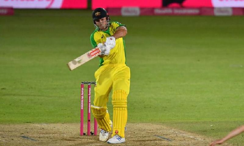 آسٹریلیا نے انگلینڈ کو آخری ٹی ٹوئنٹی میں شکست دے دی