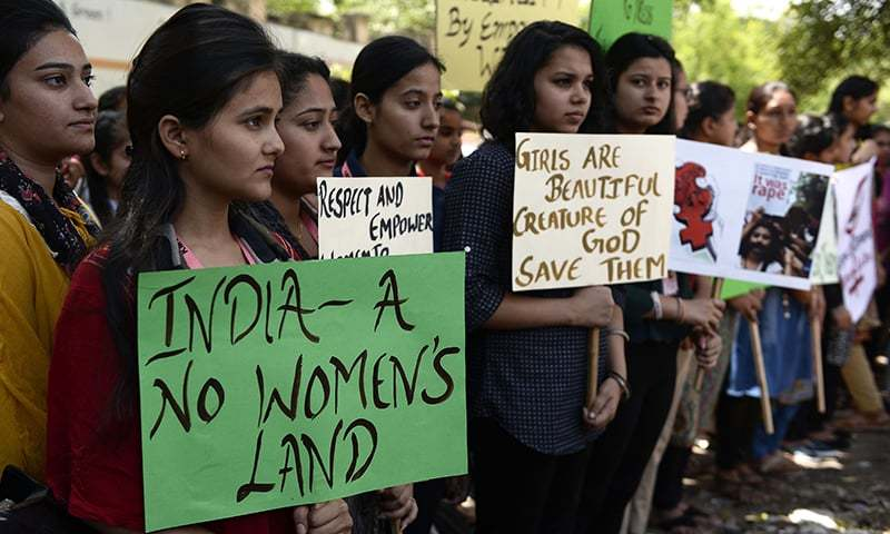 Rape of 86-year-old grandmother shocks India