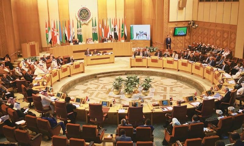 عرب لیگ: وزرا کا یو اے ای ۔ اسرائیل معاہدے کی مذمت نہ کرنے پر اتفاق