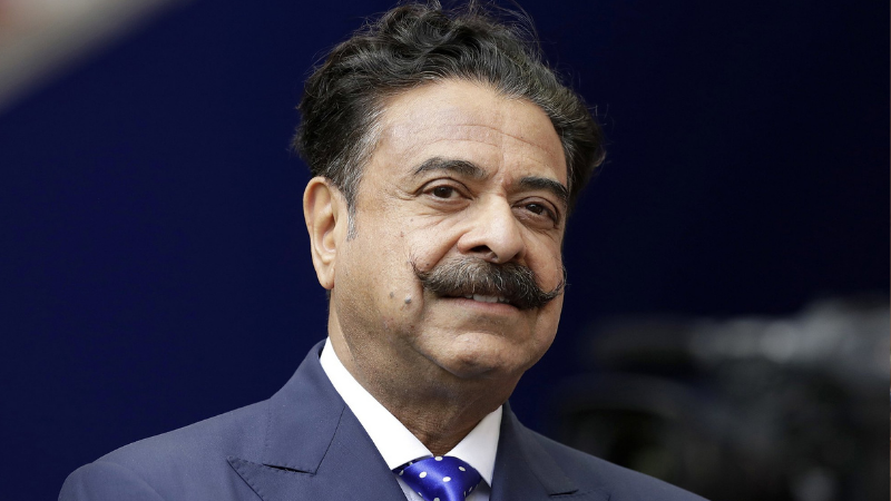 Shahid Khan, the only Pakistani on the list, is an engineer by trade. — AP/File