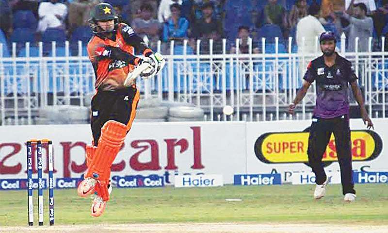 The First XI National T20 Cup will be held on a double-league basis. — File photo