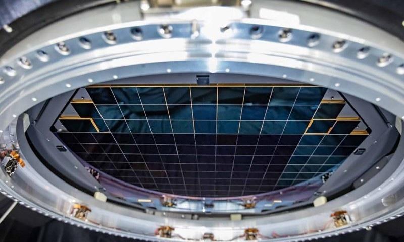 دنیا میں پہلی بار 3200 میگا پکسل ڈیجیٹل تصویر کھینچنے میں کامیابی