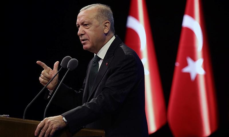 فرانسیسی صدر نے یورپ کے مفادات کو خطرات سے دوچار کر دیا ہے، ترکی