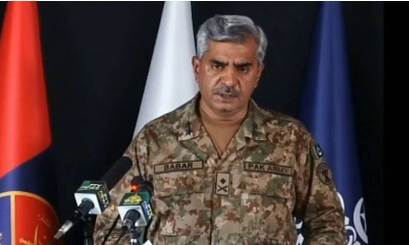 ترجمان پاک فوج نے کہا کہ پاکستان یقین رکھتا ہے کہ دونوں ممالک امن اور ترقی کے مستحق ہیں—فائل فوٹو: ریڈیو پاکستان