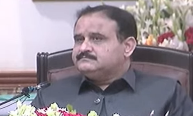 Lahore CCPO issued show-cause notice over remarks blaming rape victim: Buzdar