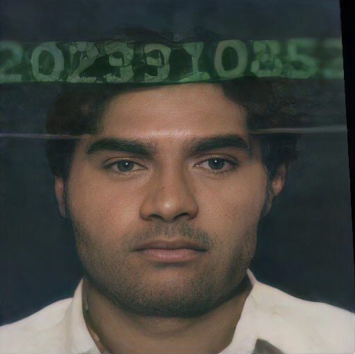 Abid Ali's accomplice identified as Waqarul Hassan. — Punjab Police