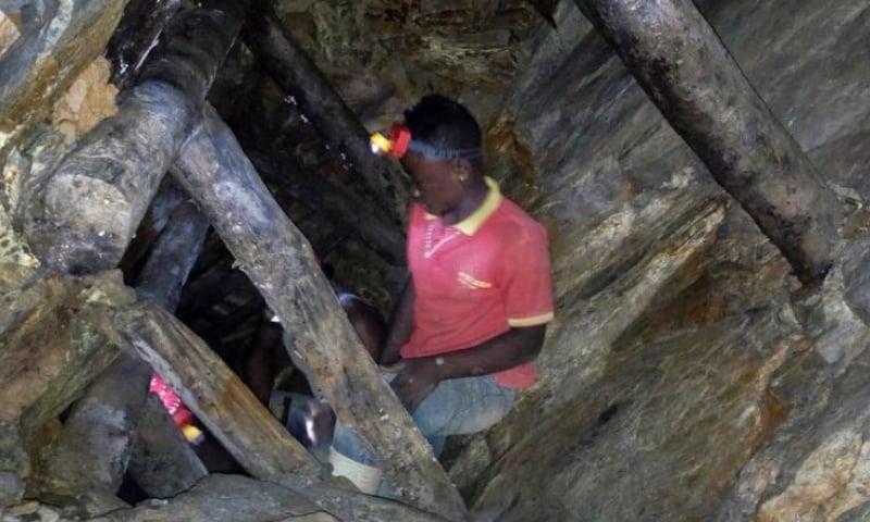 کانگو: سونے کی کان بیٹھنے سے 50 افراد ہلاک