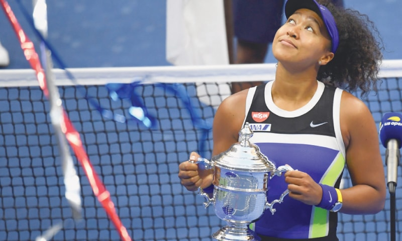 Osaka wins US Open to confirm status as new star
