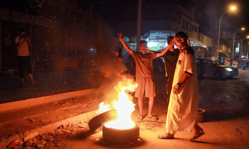 Libya's eastern government resigns amid protests