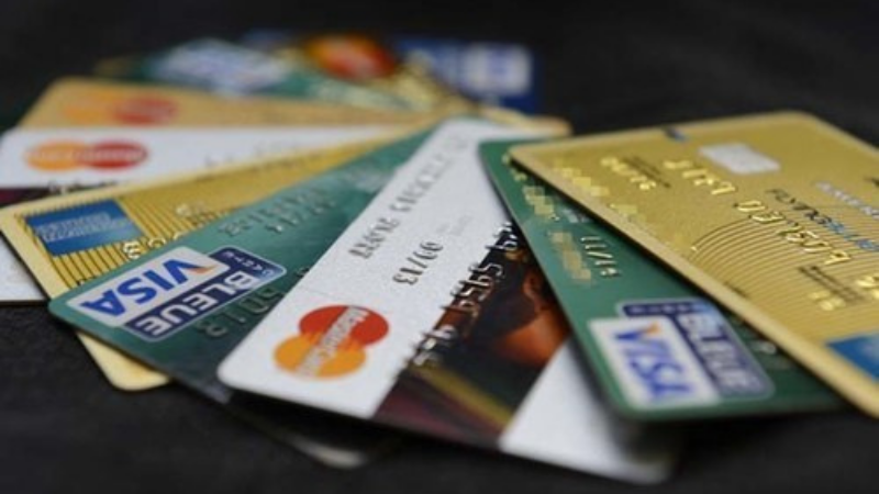 """""""Corporate credit cards are a tech-driven product that requires an initial outlay of around half a million dollars,"""" says a relevant source at a big bank. — AP/File"""