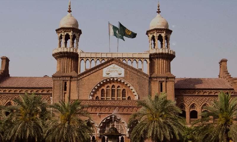 عدالت عالیہ کے چیف جسٹس نے کیس کی سماعت کی—فائل فوٹو: لاہور ہائیکورٹ ویب سائٹ