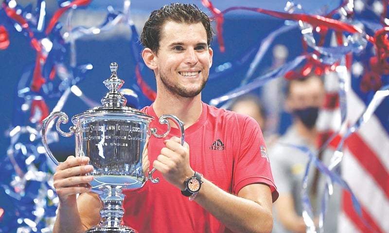 Top 5 Photos 9/13: Thiem claims first Grand Slam title