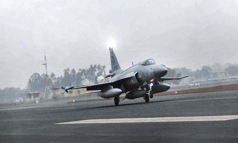 The PAF said the incident happened during a routine training mission. — APP/File