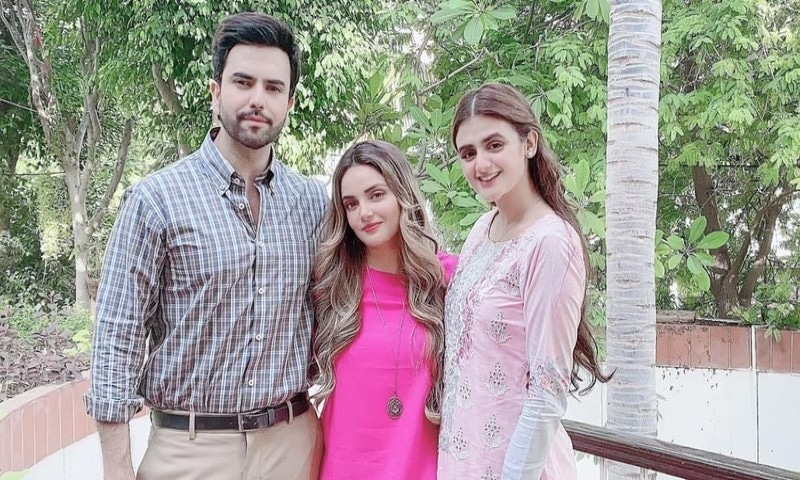 رومانوی ڈرامے کے ساتھ ارمینہ خان ٹی وی پر واپسی کے لیے تیار