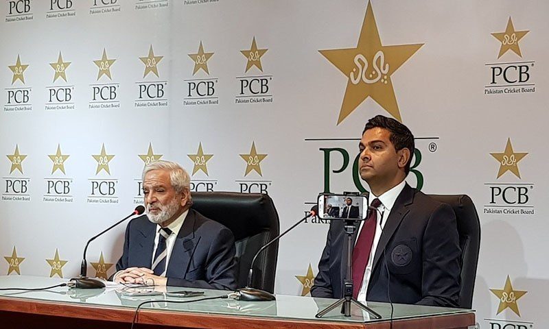 Sources further said that both that Mani and Wasim will brief the PM on Pakistan's recent tour to England and about the future home assignments. — AFP/File