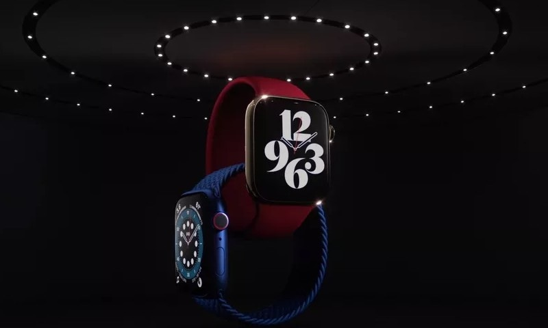 ایپل واچ 6 — فوٹو بشکریہ ایپل