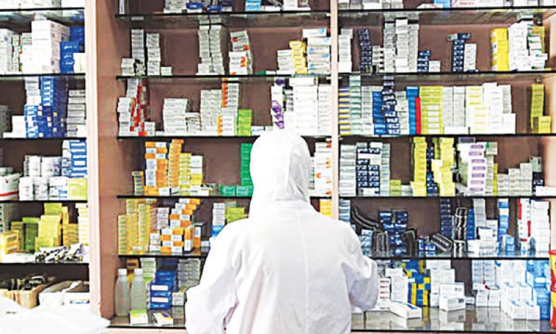 Production of injections surged 54.02pc followed by syrups 34.43pc, capsules 9.96pc and tablets by 3.66pc in the first month of this fiscal year. — File