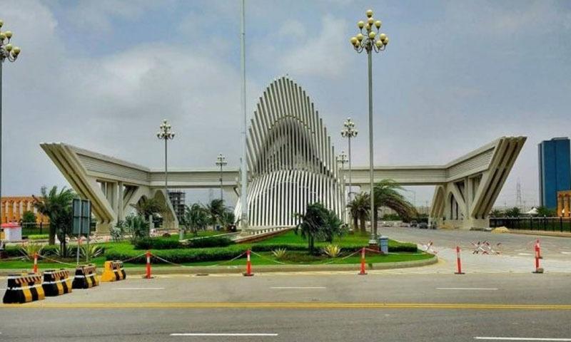 بحریہ ٹاؤن کراچی میں منظور شدہ پلان کے خلاف تعمیرات روکنے کا حکم