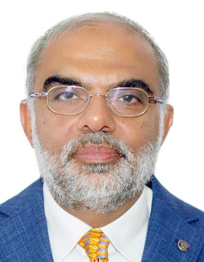 Meezan Bank CEO Irfan Siddiqui.