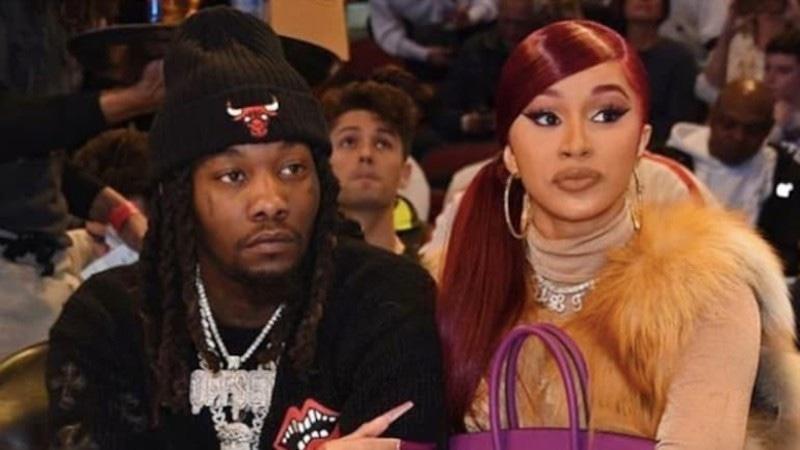 گلوکارہ کے شوہر آف سیٹ نے طلاق کے معاملے پر کوئی رد عمل نہیں دیا تھا—فوٹو: انسٹاگرام