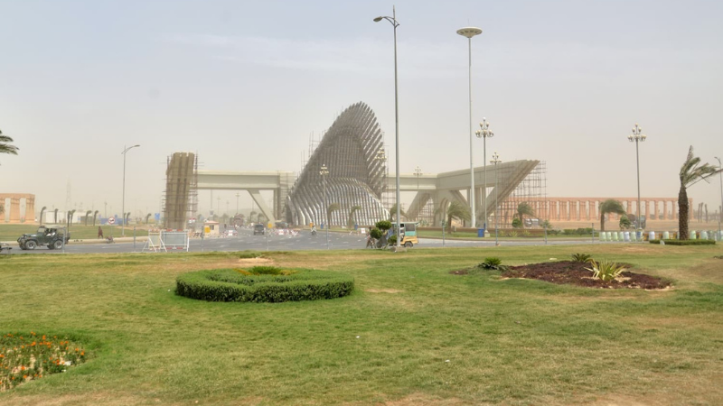The developer's counsel said that there were no sales in Bahria Town projects and even construction activity had stopped due to the pandemic.
