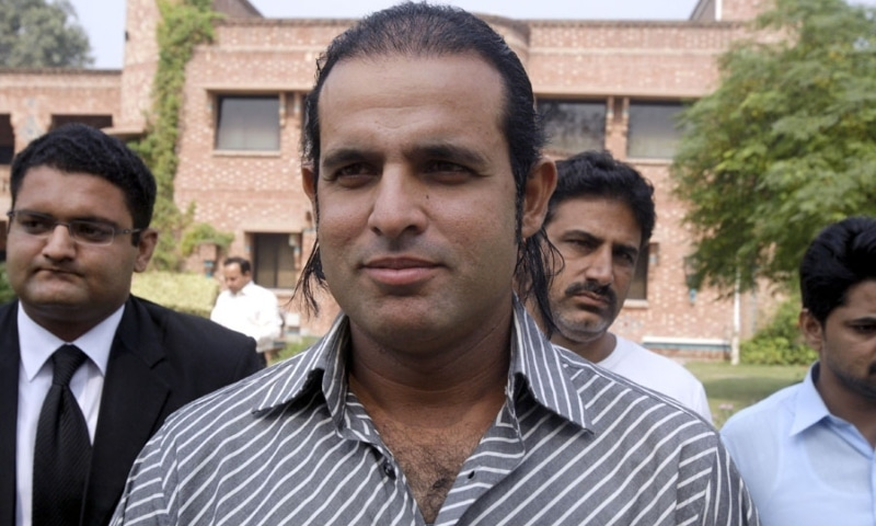 Former Pakistan fast bowler Rana Naved-ul-Hasan alleges he was subjected to racist slurs and hooting from the home crowd when he played for Yorkshire in 2008 and 2009. — AP