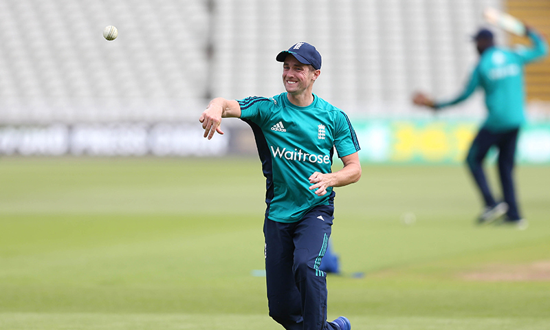 World Cup winner Chris Woakes, with a new round of central contracts due this month, said players may have to take a pay cut. — Reuters/File