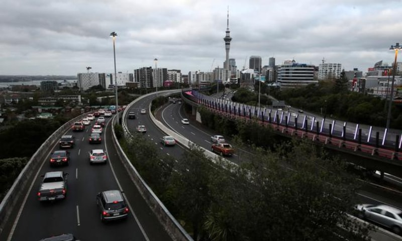 New Zealand plunges into recession as economy shrinks record 12pc