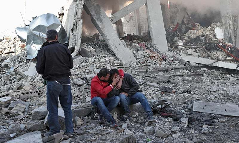 Syrian civil war has left over 380,000 dead, says monitor
