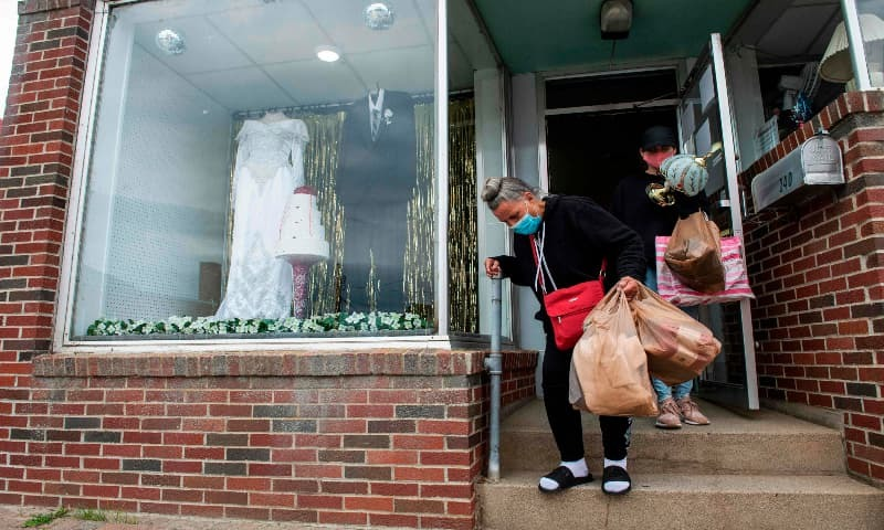 امریکی ریاست میں شادی تقریب کے بعد 177 افراد کورونا سے متاثر، 7 ہلاک