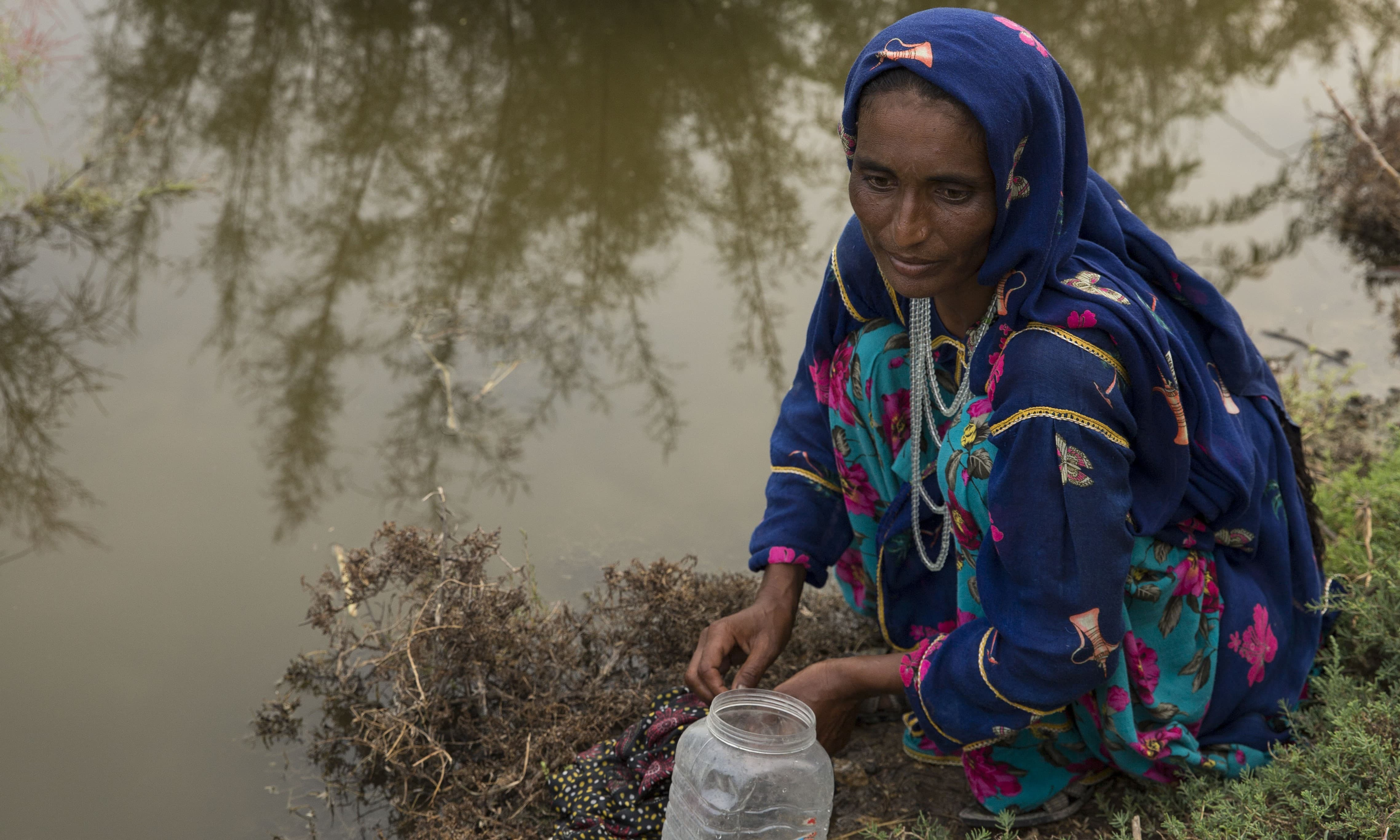 With crops gone and possessions lost, the flood-affected communities of Sindh need our immediate attention