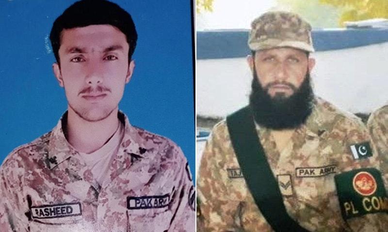 شمالی وزیرستان آپریشن: فائرنگ کے تبادلے میں پاک فوج کے 2 جوان شہید