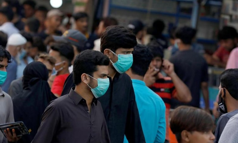 پاکستان میں کورونا وائرس کی مجموعی صورتحال بہتر ہت