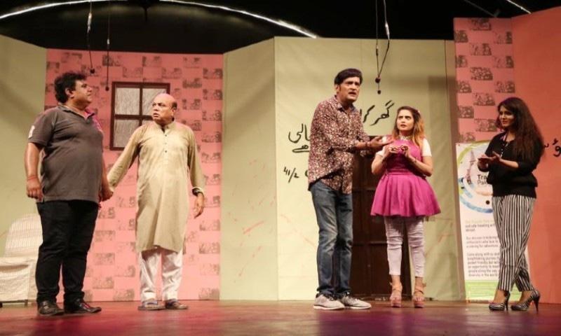 ملک میں 6 ماہ بعد تھیٹر بحال، کراچی آرٹس کونسل میں میلہ شروع