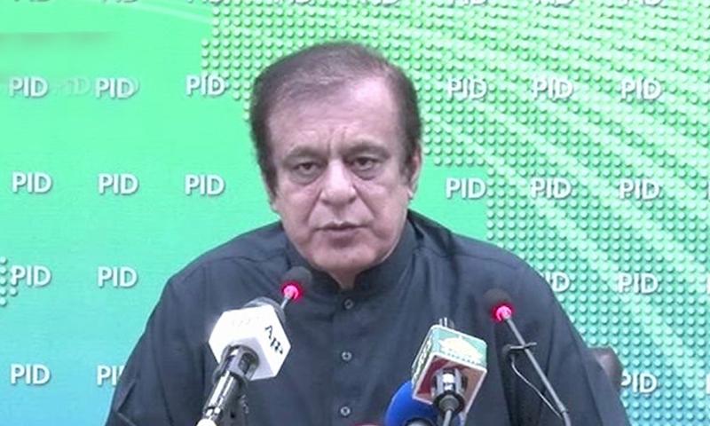 وزیراعظم عمران خان کسی کو بھی این آر او نہیں دیں گے، شبلی فراز