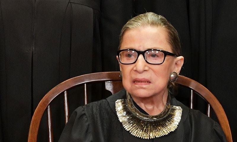 Judge's death sharpens race for US Senate