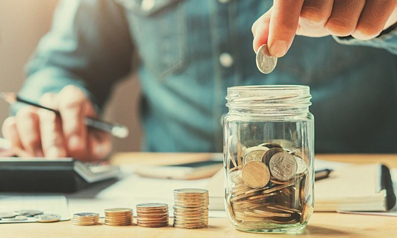 Given the low level of absolute savings, the inference is that the bulk save in cash, however nominal the saving amount may be. — Shutterstock/File