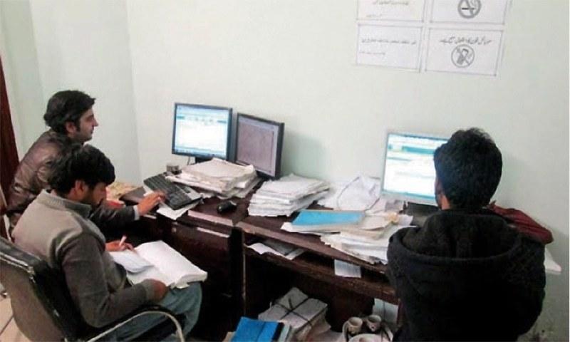 پنجاب لینڈ ریکارڈ اتھارٹی کے متعدد افسران کو کرپشن اور فراڈ پر انکوائریز کا سامنا