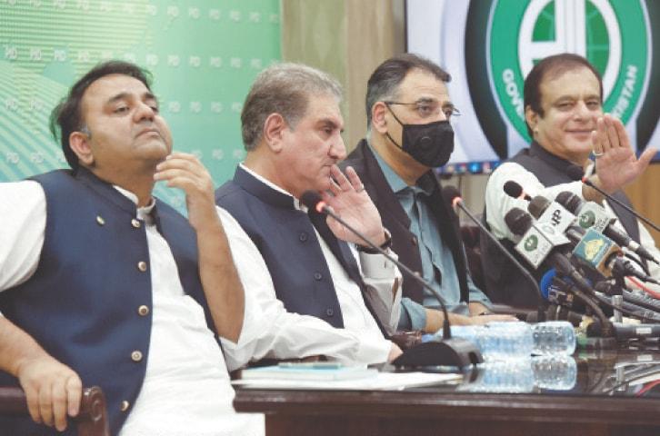 Govt terms Nawaz's speech 'anti-Pakistan'