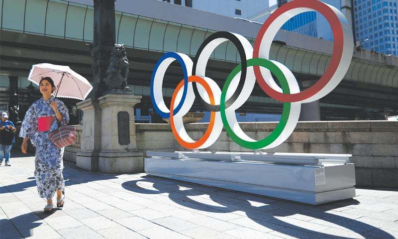 The Tokyo Olympics and Paralympics have been postponed due to the coronavirus pandemic. — AFP/File