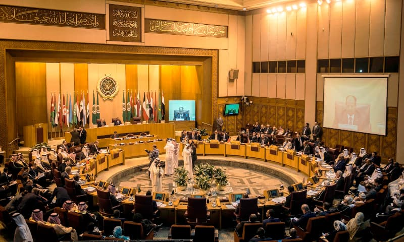 Palestine was supposed to chair Arab League meetings for the next six months. — AFP/File