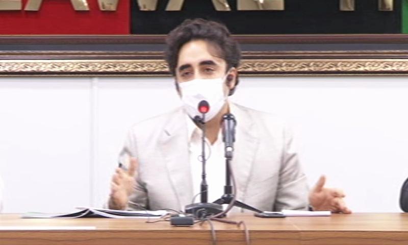 نواز شریف کی تقریر نے اے پی سی کو اچھی سمت دی، بلاول