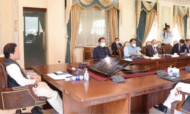 اقتصادی سفارت کاری کا فروغ وقت کی اہم ضرورت ہے، وزیر اعظم عمران خان — فوٹو: پی آئی ڈی