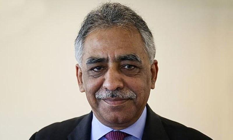 مسلم لیگ (ن) کے رہنما نے کہا کہ آرمی چیف سے 40 سال سے زیادہ عرصے سے تعلق ہے— فائل/فوٹو:ڈان