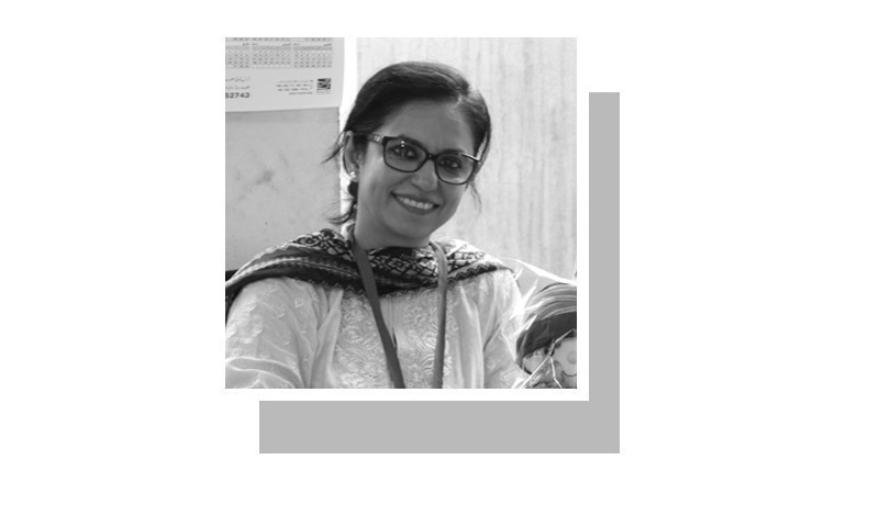 The writer is founder and managing director of Kashf Foundation.