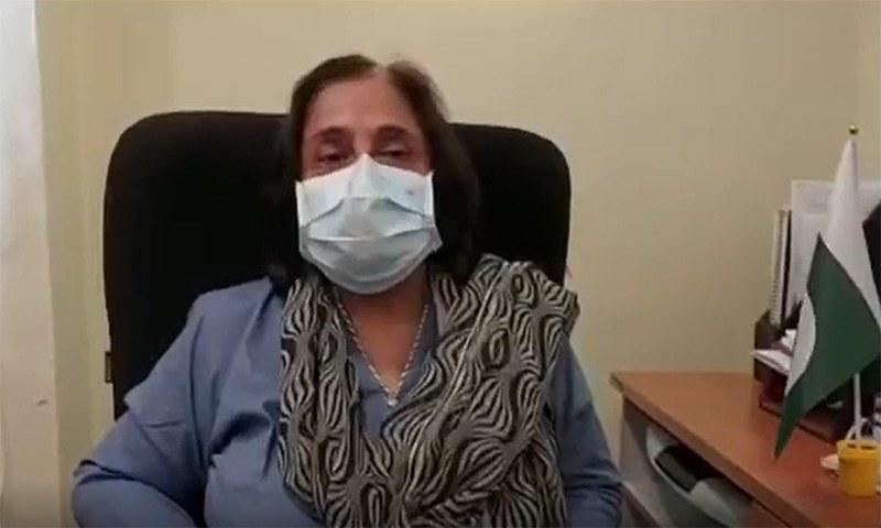 وزیر صحت سندھ—فائل فوٹو: ڈان نیوز