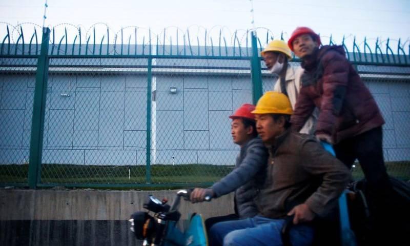 امریکی سینیٹرز کا نیٹ فلیکس پر چینی سائنس فکشن سیریز پر نظرثانی پر زور