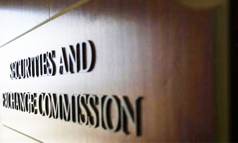 The SECP's Human Resources department has issued show-cause notices to eight employees, including Arslan Zafar, additional director of market surveillance department.  — APP/File